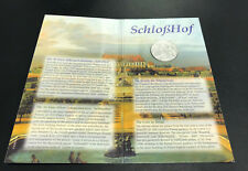 ÖSTERREICH 10 Euro 2003 Silbermünze ST im Blister - SCHLOSSHOF