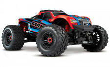 Traxxas Maxx 4x4 1/10 RTR TQi Brushless TSM RC Monstertruck 2.4GHz Red-X