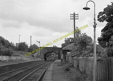 Blackford Hill Railway Station Photo. Newington - Morningside Road. Edinburgh (9
