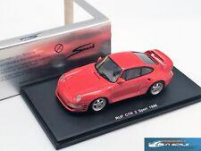 Porsche RUF CTR 2 Sport  red Spark S0724  resin 1:43