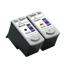 2 PK NON-OEM INK CARTRIDGE CANON PG-30 CL-31 PIXMA IP1800 MX310 MP210 IP2600
