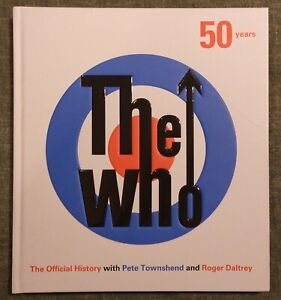 The Who 50 Years: The Official History w/ Pete Townshend & Roger Daltrey