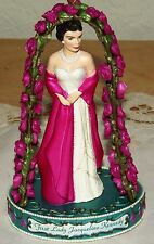 Beautiful 1999 First Lady Jacqueline Kennedy Ornament-LQQK !