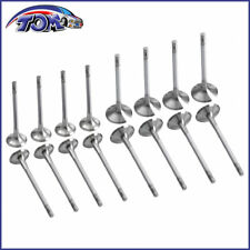 New Engine Intake & Exhaust Valves 16pcs Kit Fits Audi VW 06D109611L