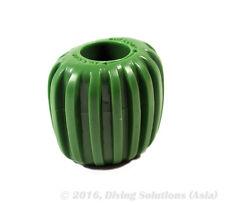 Scuba Diving Dive Tank Cylinder Valve Knob -Oval Design for Better Grip, Green