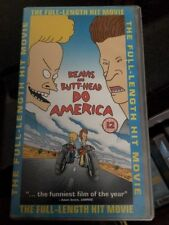 Beavis And Butthead Do America (VHS, 1997)