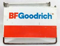 Vintage B.F. Goodrich Tire Sign Original Store Display Tire Stand