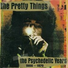 NEW The Psychedelic Years ( 2 CD Set ) (Audio CD)