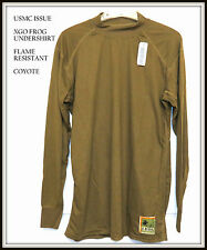 NWT XGO Frog Undershirt Flame Resistant Coyote Size Large