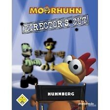 MOORHUHN DIRECTOR'S CUT - PC CD-ROM - NEU & SOFORT