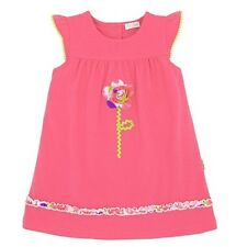 NEW Le Top Toddler Girl Heart's Delight Pink Beach Dress Size 2T NWT