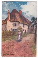 TUCK'S POST CARD - OILETTE - Picturesque Cornwall n°1720b