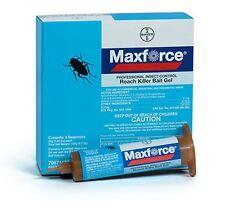 MAXFORCE ROACH BAIT GEL w/Hydramethylnon 4x30g Tubes