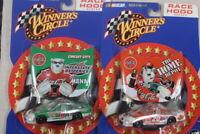 Race Hood Winners Circle  Coca-cola Bear & The Home Depot lot