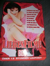 Liebesfilme Box (2010), 3 DVD's  9 Filme über 13 Stunden Laufzeit *NEU*