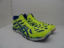 Asics Men's Gel Volleycross Revolution Running Shoe Flash Yellow/Royal Size 15M