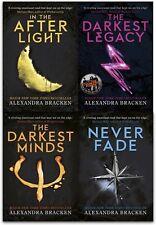 Darkest Minds Trilogy Alexandra Bracken Collection 4 Books Set The Darkest Legac