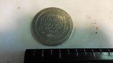 Golden Nugget Las Vegas Nevada 1980  Casino DOLLAR Slot Machine $1.00 Token/Coin