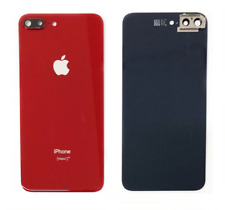 REPLACEMENT Apple iPhone 8 Plus Back Battery Cover Glass Panel Case Camera Lens