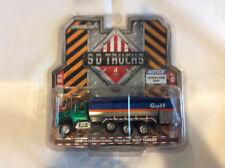 Greenlight 1:64 SD Trucks Series 4 2018 Intl Tanker Truck - Gulf Oil CHASE