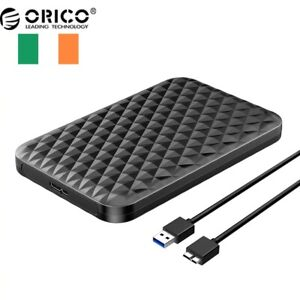 ORICO 2.5 Inch HDD Case SATA 3.0 to USB 3.0 5 Gbps 4TB HDD SSD Enclosure Support