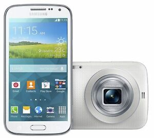 4G LTE Samsung Galaxy K Zoom C115 SM-C115 10xOptical Zoom Wi-Fi OIS Cellphone
