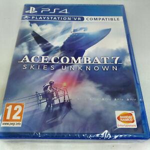 ACE COMBAT 7 SKIES UNKNOWN PRECINTADO PLAYSTATION 4 / PS4