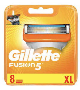 2 X Gillette Fusion 5 Razor Blades XL 8 Pack. Free Delivery 🚚