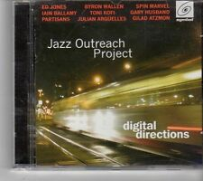 (FH246) Jazz Outreach Project - Digital Directions - 2004 CD