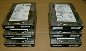 Compaq HP hard drive scsi