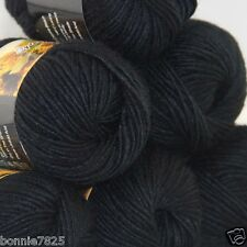 NEW Lot of 6 x50g balls Chunky Hand Coarse Knitting Rainbows Wool Quick Yarn 817