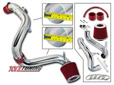 """3"""" RED Cold Air Intake Kit + Filter For 12-15 Honda Civic DX/LX/EX 1.8L L4"""