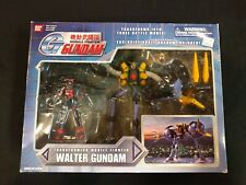 Bandai Gundam G Mobile Fighter Transforming Walter Gundam with Dark Noble