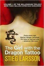 The Girl with the Dragon Tattoo by Stieg Larsson (Paperback) Like new, free post