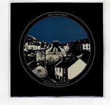 (GP246) Tigers That Talked, Black Heart, Blue Eyes - DJ CD