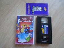 Disney Dornröschen VHS Disneys Meisterwerke