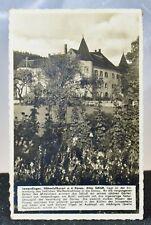 AK Postkarte Feldpost | 2. Weltkrieg | WW2 | Immendingen *Altes Schloss*