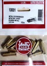 LGB 10001 G - Metall- Gleisverbinder NEU & OvP