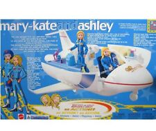 NIB Mattel Mary-kate and Ashley in Action Airplane Playset 2002