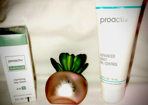 Lot ProActive Clarifying Day Lotion Step 3 a.m. 2 fl. oz Plus Free Control 2.5