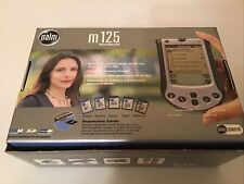 Palm M125 Handheld Expandable & Connectable PDA 340-3371A-US New Open Box