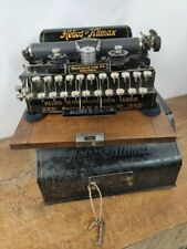 COLLECTIBLE TYPEWRITER HELIOS KLIMAX - NO RISK WITH SHIPPING