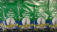 10 x BELL Eco Golf Ball 28w ES Halogen Clear - Top Quality Lamps