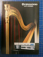 Kenwood HI-FI Stereo Katalog B25760