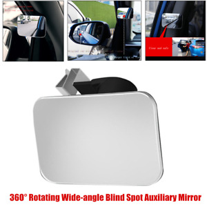 Universal Wide-angle Vision Car SUV Rearview Mirror Blind Spot Auxiliary Mirror