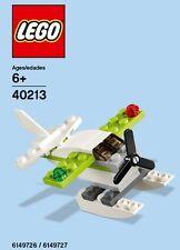 LEGO 40213  Monthly Mini Seaplane  Build Polybag 24 pcs NEW