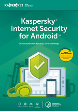 Kaspersky Internet Security for Android PREMIUM PL