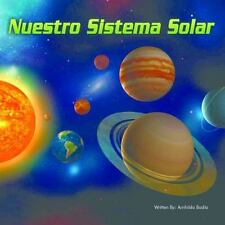 Nuestro Sistema Solar (Our Solar System) (Spanish Edition)-ExLibrary
