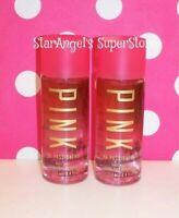 Victoria's Secret Pink: Pink Passionfruit Body Mist 8.4 fl oz. NEW Lot of 2