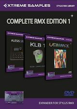 Xtreme samples COMPLETE rmx Edition 1 stylus rmx xpander